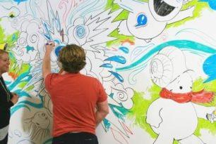 Grenzenlos kreativ sein mit IdeaPaint Premium – Whiteboardfarben